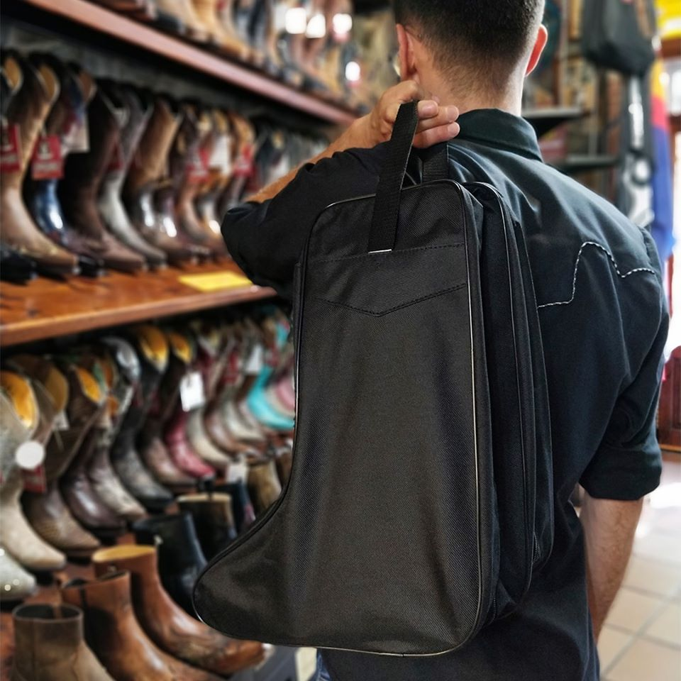 En Corbeto's Boots pueden encontrarse diseños de botas espectaculares fabricadas artesanalmente, como las Sendra Boots