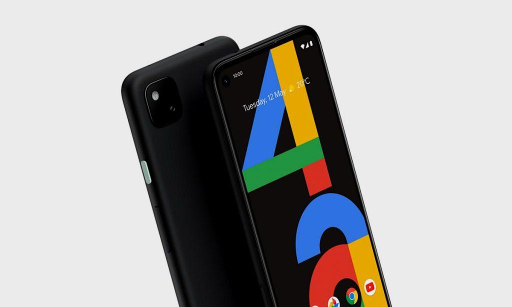 smartphone barato google pixel 4a