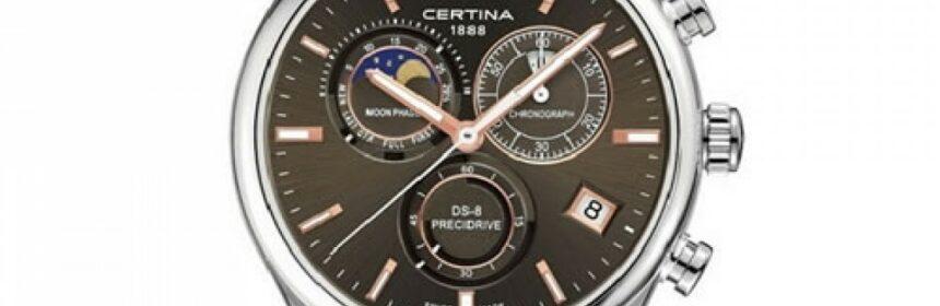 Relojes Certina: Fiables y de carácter deportivo